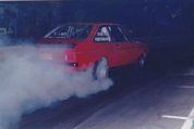Drags burnout